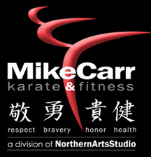 Mike Carr Karate